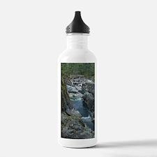 Little Qualicum Falls  Water Bottle