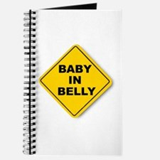 Baby in Belly Journal