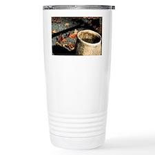 The Algonkin Indians used clay  Travel Mug