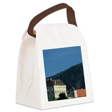 Danube River boat trip Canvas Lunch Bag
