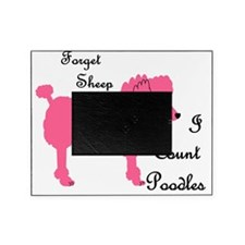 Counting Poodles Picture Frame