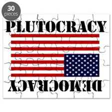 Plutocracy - For White Shirts ONLY Puzzle