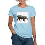 sumatran rhino Women's Light T-Shirt
