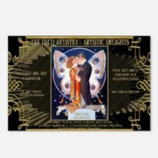 1 A H LEYENDECKER KISS BF Postcards (Package of 8)
