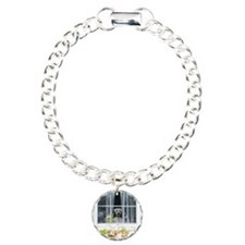 Zak in the windowA Charm Bracelet, One Charm