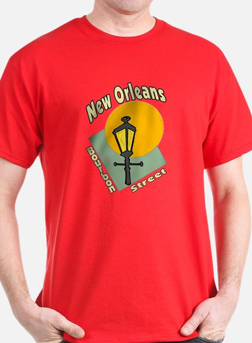 New Orleans Bourbon Street T-Shirt