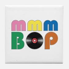 mmmbop Retro Style Shirt Tile Coaster