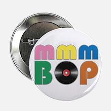"mmmbop Retro Style Shirt 2.25"" Button"