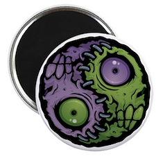 Zombie Yin-Yang Magnet