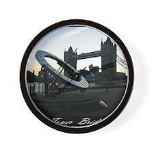 towerbridge-sundial7 Wall Clock