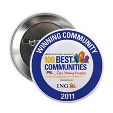 "WIN COMMUNITY SEAL BASIC 2.25"" Button"