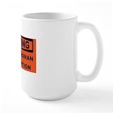 WARNING-NOT-FOR-HUMAN-CONSUMPTION Mug