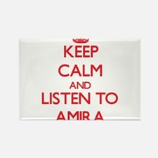 Keep Calm and listen to Amira Magnets