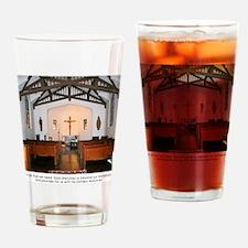 St Paul Seminary Chapel Drinking Glass