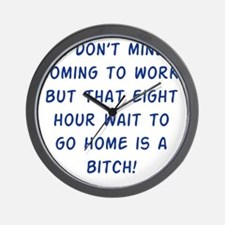 eighthour Wall Clock