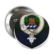 """MacEwan Clan Crest Tartan 2.25"""" Button (10 pack)"""