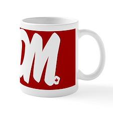 EDM Brushed Magnet Mug