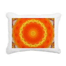 summer shoulder bag Rectangular Canvas Pillow