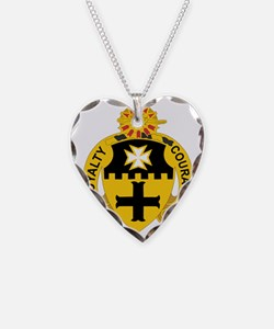DUI-TroopE5thCavalry Necklace