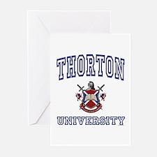 THORTON University Greeting Cards (Pk of 10)