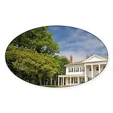 Charlottetown. Government Househarl Decal