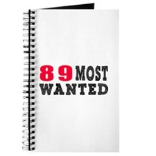 89 most wanted birthday designs Journal