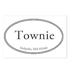 towniesticker Postcards (Package of 8)