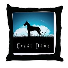 nightsky2 Throw Pillow