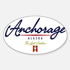 Anchorage Script W Decal