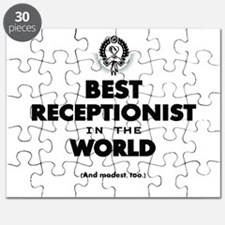The Best in the World – Receptionist Puzzle
