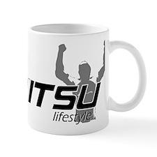 lifestyle white Mug