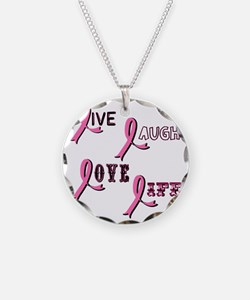 BREAST-CANCER-AWARENESS-2 Necklace
