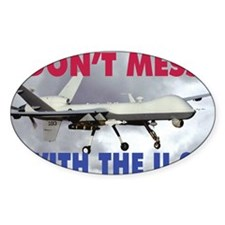 Mil 11 MG-S Reaper Dont mess  copy Decal