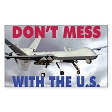 Mil 11 MG-S Reaper Dont mess   Decal