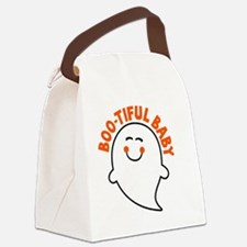 Boo-tiful Baby Canvas Lunch Bag