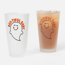 Boo-tiful Baby Drinking Glass