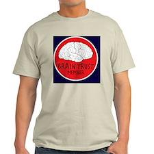 braintrustnavy copy Light T-Shirt