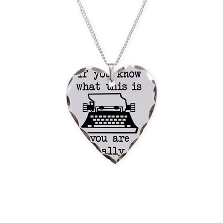 2000x2000oldtypewriter4clear Necklace Heart Charm