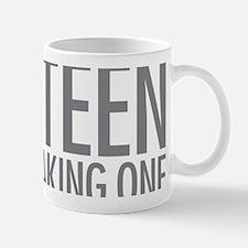 Simple Thirteen Point Freaking One Mug