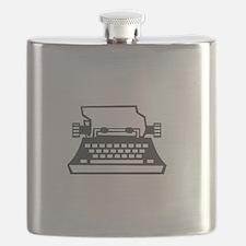 2000x2000oldtypewriter3clear Flask