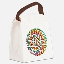 long-strange-DKT Canvas Lunch Bag