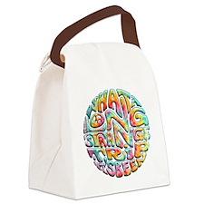 long-strange-LTT Canvas Lunch Bag