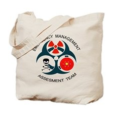EMSTwithText Tote Bag