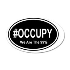 911 oval sticker we are the  Wall Decal