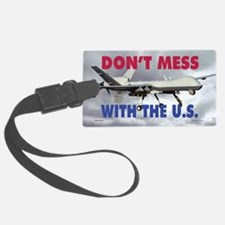 Mil 11A  MG-S Reaper Dont mess c Luggage Tag