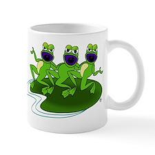 froggy serenade Mug