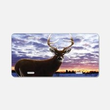 clutch bag Aluminum License Plate