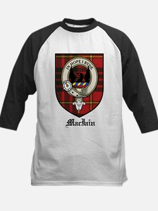 MacIain Clan Crest Tartan Tee