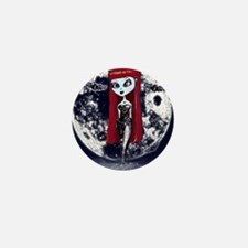 Vampire Mini Button