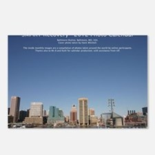baltimore_9by7_border Postcards (Package of 8)